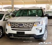 فورد اكسبلور 2019 XLT بصمه (سعودي) .
