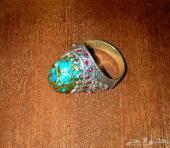 خاتم فيروز ايراني