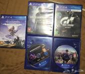 اشرطة سوني 4 Playstation 4