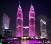 برنامج سياحى عدد 6 افرد بماليزيا لمدة 14 يوم
