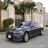 ع الضمان BMW 730L