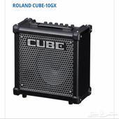 سماعة مضخم جيتار ROLAND CUBE-10GX   amplifier guitar