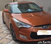 سيارة فيلوستر برتقالى