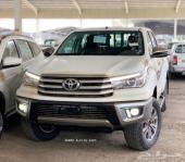 تويوتا هايلكس 2020 ديزل فل 2400 - 2800 سعودي