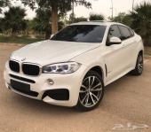 BMW X6 بي ام دبليو اكس6 ممشى 27 كم تحت الضمان