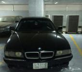 BMW - بيع مستعجل بسبب السفر - رجاء قراءة الإعلان جيدا