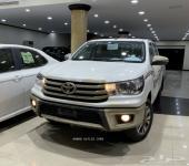 تويوتا هايلكس 2019 GLX2 كروم (سعودي) ...