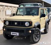 سوزوكي جمني 2021 GLX فل كامل اقللل سعر (سعودي
