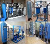 تجهيز محل تعبئة مياه في جميع مدن المملكة