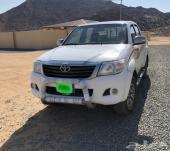 هايلوكس سعودي دبل 2014