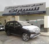 تويوتا راش 2020 استاندر سعودي 62500