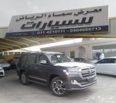 لاندكروزر GXR 2020 قراند تورنج بنزين سعودي