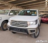 تويوتا هايلكس 2019 GL2 دبل ديزل (سعودي)