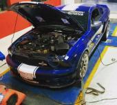موستنج شيلبي 2009 GT500 معدل - سوبر سنيك