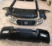قطع غيار تويوتا جيكسار لاندكروزر GXR 2010