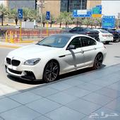 BMW M 650i gran coupe