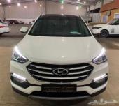 سنتافي V6م 2018 سعودي(تم البيع)