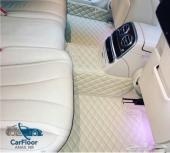 دعاسات جلد VIP-فخامة لسيارتك