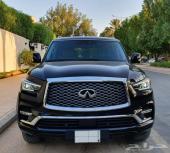 انفينيتي QX80 2019 سعودي