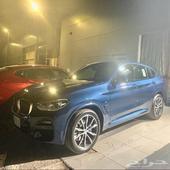BMW x4 2021 وكالة