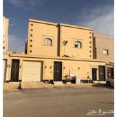 فله في حي الحزم جنوب الرياض للبيع
