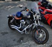 هاري ستريت بوب 2014 Harley Davidson