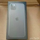ايفون 11 برو ماكس جديد