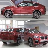 BMW X4 بي ام دبليو 2019