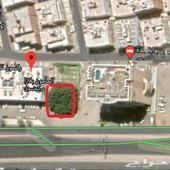 ارض للبيع بالقرب من المطار موقع استثماري-
