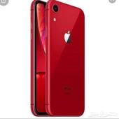 آيفون xr أحمر