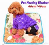 حصيرة حرارية لتدفئة القطط والكلاب بالشتاء
