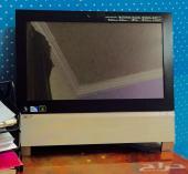 كمبيوتر مكتبي acer شاشه باللمس