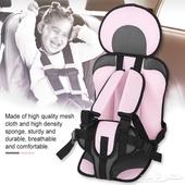 كرسي أمان للاطفال ( كارسيت ) مبطن