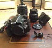 nikon D3200 كاميرا نيكون