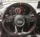 تفصيل طارات كاربون لسيارات Audi