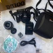 للبيع كاميرا نيكون 3100