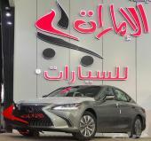 لكزس( ES 250 فئة AA سعودي بالنقد والاقساط