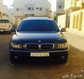 BMW750LI 2007