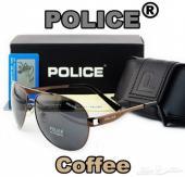 نظارات شمسية ماركة بوليس برؤية HD زائد هدية