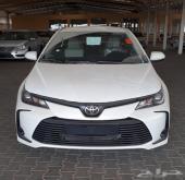 تويوتا كورولا XLi  2020 سعودي