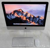 ايماك 21 انش معالج رباعي Apple iMac شبه جديد