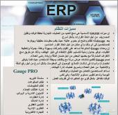 نظام ERP   لتخطيط موارد المؤسسة