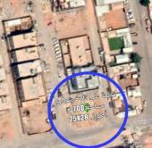 أرض سكنية 700م على ثلاث شوارع الرياض