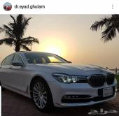 BMW 730 2017 USED