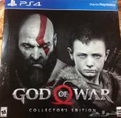 God of war Collectors Edition PS4