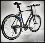 دراجة هوائية هجين إحترافية جديدة..