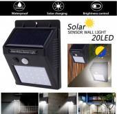 لمبة LED صغيرة على الطاقة الشمسية