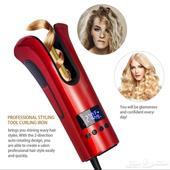 جهاز تمويج الشعر الذاتي و سير جري كهربائي و ساعة ذكية