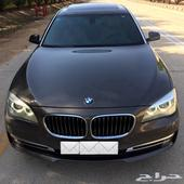 BMW وارد الناغي 2014 الفئه السابعه