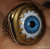 خاتم صناعي بصياغة تركية